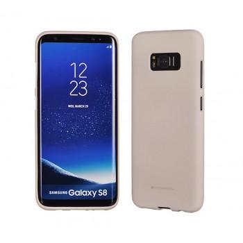 Mercury Soft Feeling Θήκη TPU Matt Huawei P10 (VTR-L9) καφέ