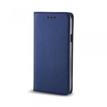 Θήκη Smart Magnet για Huawei P9 Lite σκούρο μπλε
