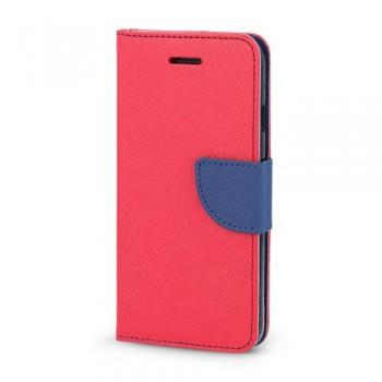 Θήκη Smart Fancy για Huawei P9 κόκκινη/σκούρα μπλε