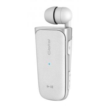 Firo Bluetooth Headset H108, με υποστήριξη έως 2 συσκευές, άσπρο
