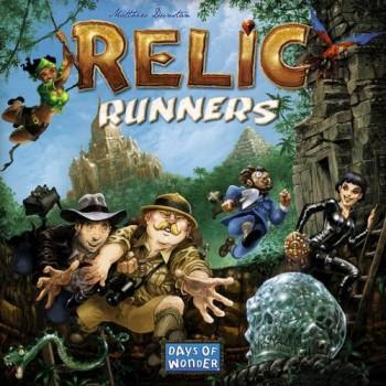 Επιτραπέζιο Relic Runners (Στα Αγγλικά)