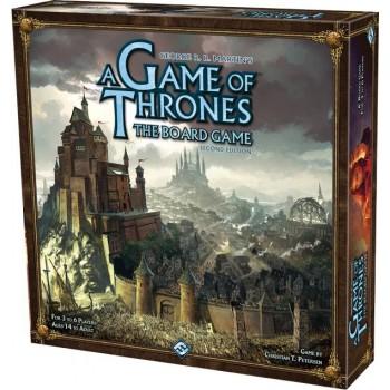 Επιτραπέζιο Game Of Thrones 2nd Edition (Στα Αγγλικά)