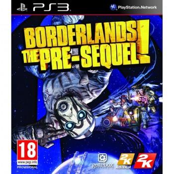 PS3 Borderlands The Presequel