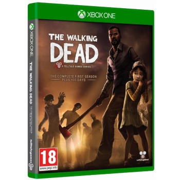 Xbox One The Walking Dead The Complete First Season Plus 400 Day