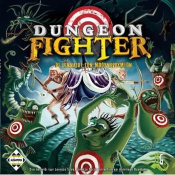 Επιτραπέζιο Dungeon Fighter Οι Γενναίοι Των Μπουντρουμιών