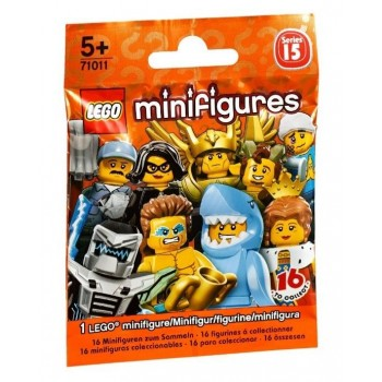 Lego Minifigures 71011 Series 15