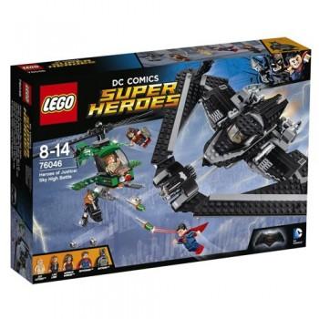 Lego Super Heroes 76046 Batman VS Superman Heroes of Justice: Sky High Battle