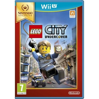 Wii U Lego City Undercover Selects