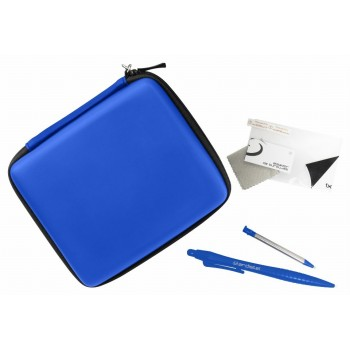 Ardistel 2D-Touch Pack Blue-Black Θήκη & Stylus για 2DS