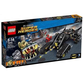 Lego Super Heroes 76055 Batman Killer Croc Sewer Smash