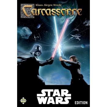 Επιτραπέζιο Carcassonne Star Wars Edition (Ελληνική Έκδοση)