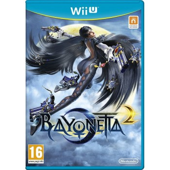 Wii U Bayonetta 2