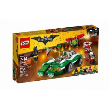 Lego The Batman Movie 70903 The Riddler Riddle Racer
