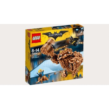 Lego The Batman Movie 70904 Clayface Splat Attack