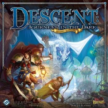 Επιτραπέζιο Descent Journeys In The Dark Second Edition (Στα Αγγλικά)