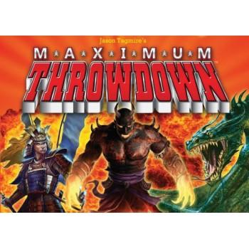 Επιτραπέζιο Maximum Throwdown (Στα Αγγλικά)