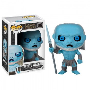 Funko Pop! Game of Thrones - White Walker #06 Vinyl Figure