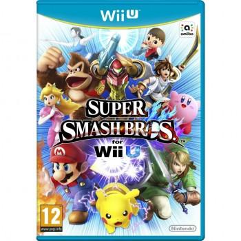 Μεταχειρισμένο Wii U Super Smash Bros