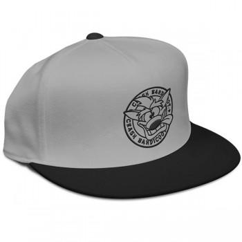 Merchandise Crash Bandicoot - Crash Snapback Grey Cap