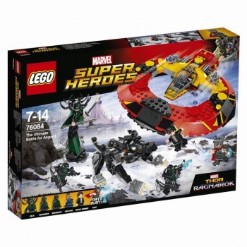 Lego Super Heroes 76084 Thor:The Ultimate Battle For Asgard