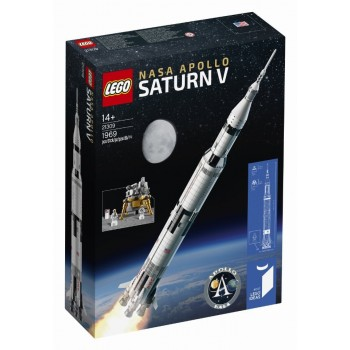 Lego Ideas 21309 Apollo 11 Saturn-V