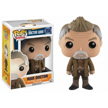 Funko Pop! Television Doctor Who - The War Doctor #358 Figure