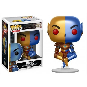 Funko Pop! Games:  The Elder Scrolls Online Morrowind - Vivec #221 Vinyl Figure