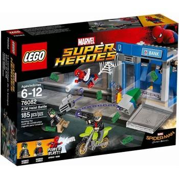 Lego Super Heroes 76082 ATM Heist Battle