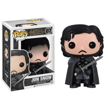 Funko Pop! Television : Game of Thrones - jon Snow #07 Vinyl Figure