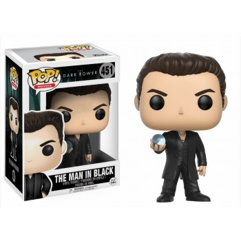 Funko Pop! Movies The Dark Tower - The Man In Black #451 Vinyl Figure