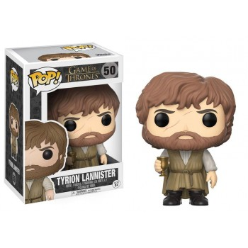 Funko Pop! Television: Game of Thrones - Tyrion Lannister #50 Vinyl Figure