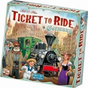 Επιτραπέζιο Ticket To Ride Germany (Στα Αγγλικά)
