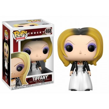 Funko POP! Movies - Bride of Chucky Tiffany #468 Vinyl Figure