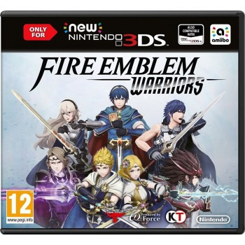 3ds Fire Emblem Warriors (Συμβατό Μoνο με New3ds , New3dsxl , New2dsxl)