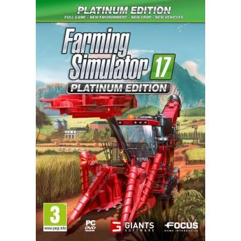 Pc Farming Simulator 17 Platinum Edition