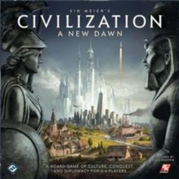Επιτραπέζιο Civilization A New Dawn  (Στα Αγγλικά)