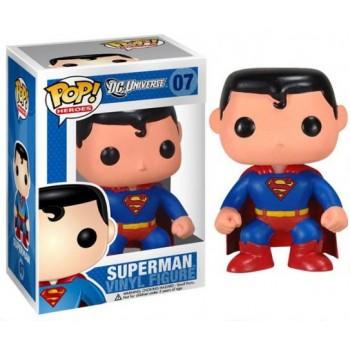Funko Pop! Heroes: dc Comics - Superman #7 Vinyl Figure