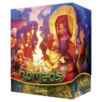 Επιτραπέζιο Nomads - Legends Of Luma (Στα Αγγλικά)(ASMODEE LUNO01EN)