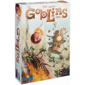 Επιτραπέζιο Goblins Inc. (Στα Αγγλικά)