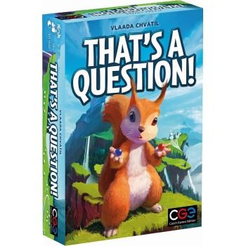Επιτραπέζιο That's A Question (Στα Αγγλικά) (Czech Games Edition CGE00041)