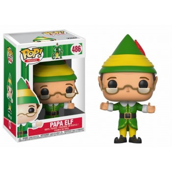 Funko Pop! Movies : Elf - Papa Elf #486 Vinyl Figure
