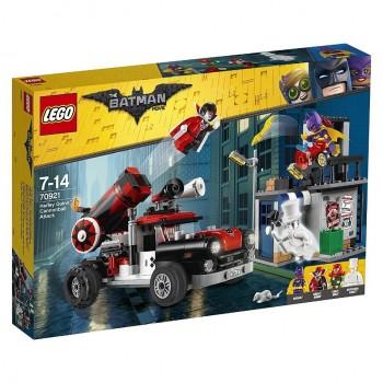 Lego The Batman Movie 70921 Harley Quinn Cannonball Attack