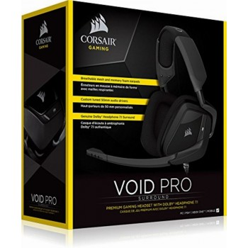 Corsair Headset Void Pro Black CA-9011156-EU