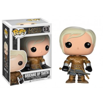 Funko Pop! Television: Game Of Thrones - Brienne Of Tarth #13 Vinyl Figure