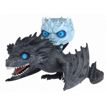 Funko Pop! Rides: Game of Thrones - Night King & icy Viserion #58 (Glows in the Dark) Vinyl Figure