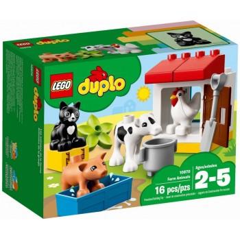 Lego Duplo 10870 Duplo Town Farm Animals