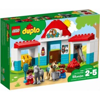 Lego Duplo 10868 Farm Pony Stable