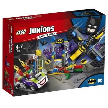 Lego Juniors 10753 the Joker™ Batcave Attack