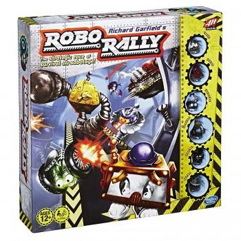 Επιτραπέζιο RoboRally New Edition (Στα Αγγλικά)