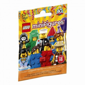 Lego Minifigures 71021 Series 18